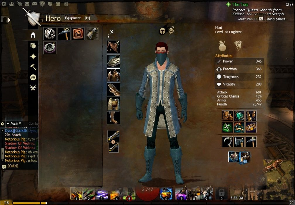 Guild Wars  What Level To Start Crafting