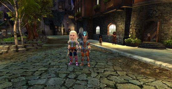 Bobblehead Legolas and Ugly Joe go Key Farming